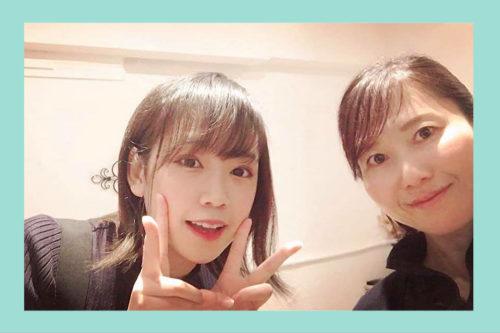 アイドルグループKiss Bee谷藤海咲ちゃん